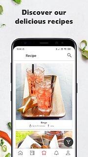 Kaufland App - Supermarket Offers & Shopping List - snímek obrazovky