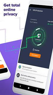 Avast Antivirus – Scan & Remove Virus, Cleaner - snímek obrazovky