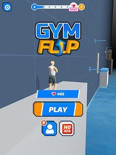 Gym Flip - snímek obrazovky