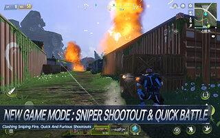 Cyber Hunter - snímek obrazovky