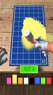 Skate Art 3D - snímek obrazovky