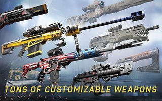 Warface: Global Operations – PVP Action Shooter - snímek obrazovky