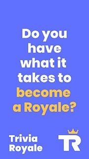 Trivia Royale - snímek obrazovky