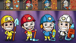 Idle Miner Tycoon - snímek obrazovky