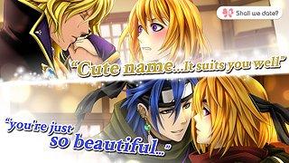 Ninja Shadow - otome game/dating sim #shall we - snímek obrazovky