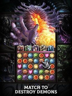 Legendary : Game of Heroes - snímek obrazovky
