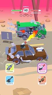Desert Riders - snímek obrazovky