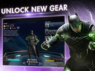Injustice 2 - snímek obrazovky