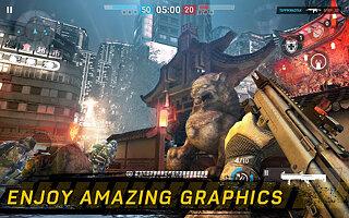 Warface: Global Operations – First person shooter - snímek obrazovky