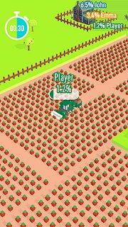 Harvest.io – Farming Arcade in 3D - snímek obrazovky