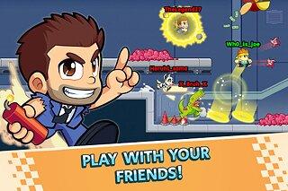 Battle Racing Stars - Multiplayer Games - snímek obrazovky