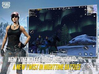 PUBG MOBILE - snímek obrazovky