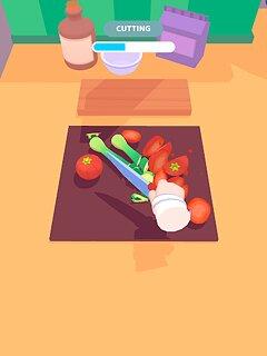 The Cook - snímek obrazovky
