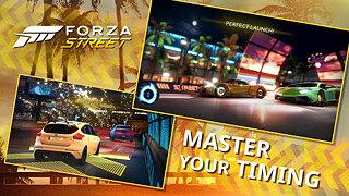 Forza Street - snímek obrazovky
