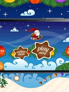Tiny Santa - snímek obrazovky