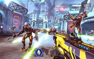 SHADOWGUN LEGENDS - FPS PvP Free Shooting Games - snímek obrazovky