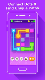 Puzzly - snímek obrazovky