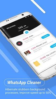 EUTurbo Clean - Boost, Clean, App Lock - snímek obrazovky