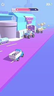 Drive Hills - snímek obrazovky