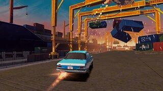 Fast & Furious Takedown - snímek obrazovky