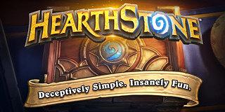 Hearthstone - snímek obrazovky