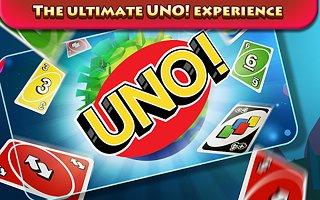 UNO! - snímek obrazovky