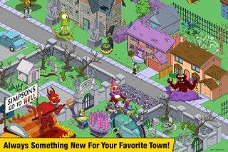 The Simpsons™: Tapped Out - snímek obrazovky