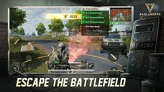 Badlanders - snímek obrazovky