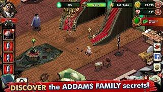 Addams Family: Mystery Mansion - The Horror House! - snímek obrazovky