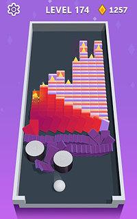 Domino Smash - snímek obrazovky