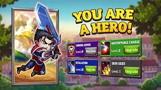 Hero Wars – Ultimate RPG Heroes Fantasy Adventure - snímek obrazovky