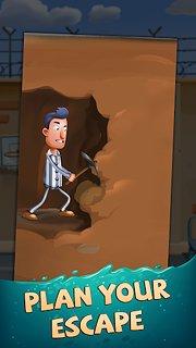 Word Fables - Prison Break - snímek obrazovky
