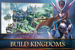 Mobile Royale MMORPG - Build a Strategy for Battle - snímek obrazovky