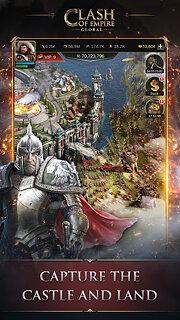 Clash of Empire: New Empire Age - snímek obrazovky