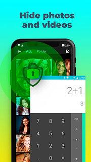 Lockulator - snímek obrazovky