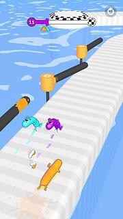 Wacky Run - snímek obrazovky
