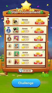 Solitaire - My Farm Friends - snímek obrazovky