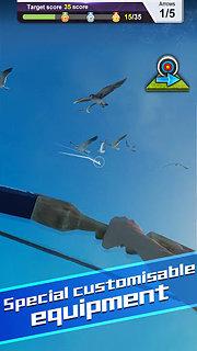 Archery Champ - Bow & Arrow King Archery Games - snímek obrazovky
